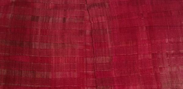 Reds - Lightweight Bamboo Open-Weave Handwoven Scarf 8