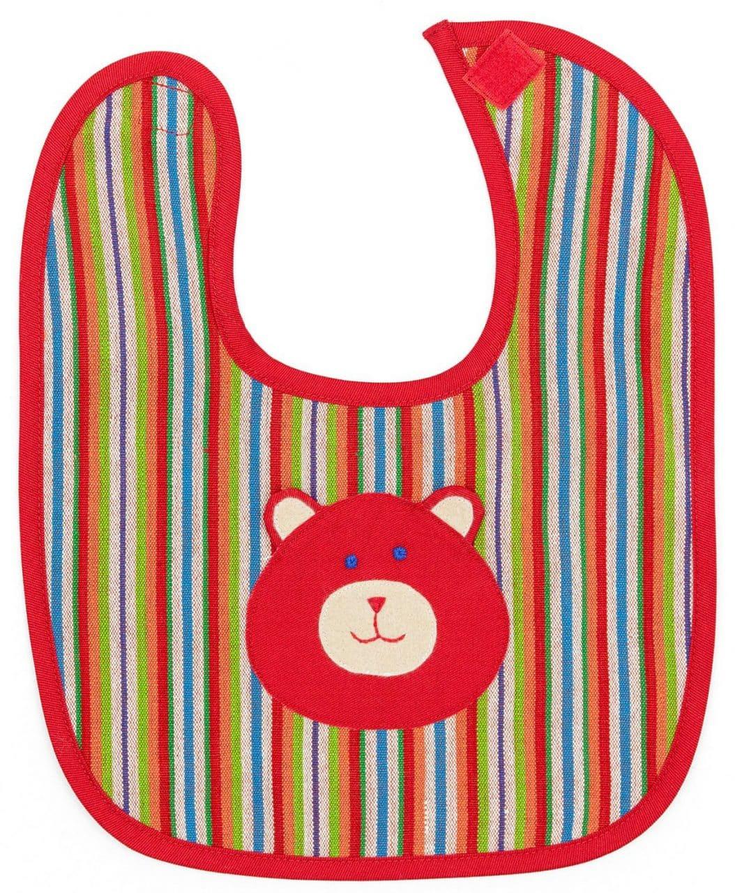 Bib - Baby Bear - A Variety of Colors