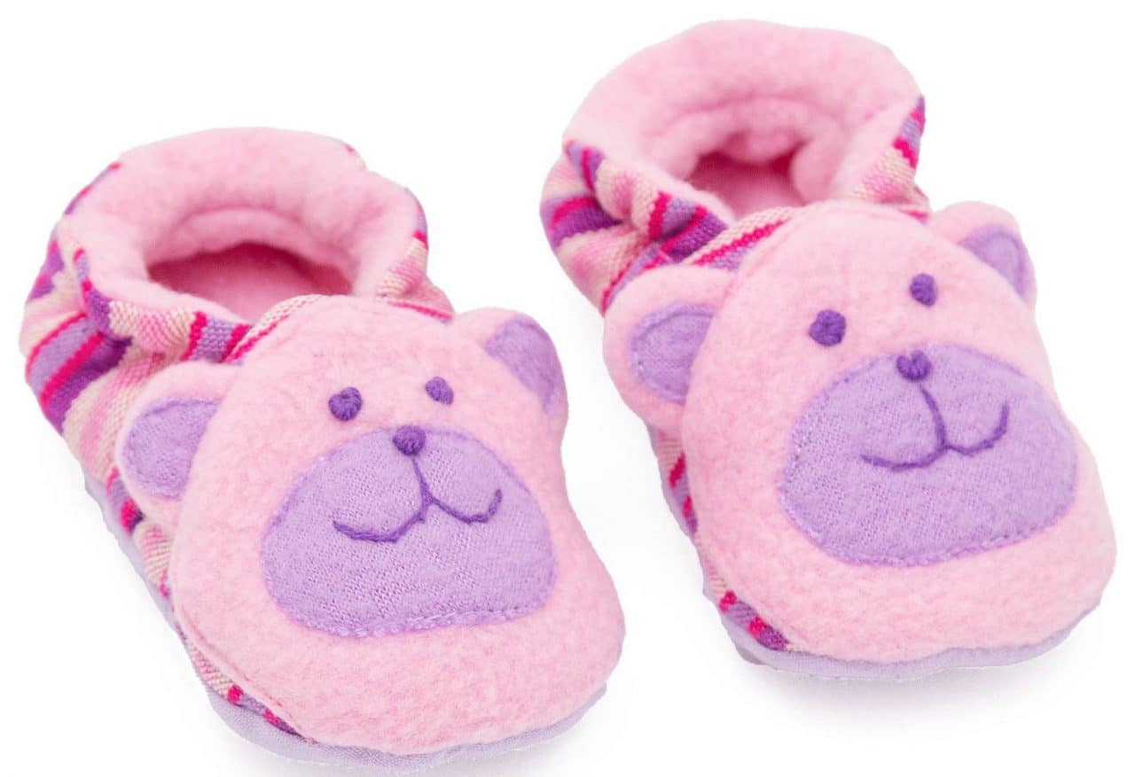 Baby Booties - Bear - A Variety of Colors