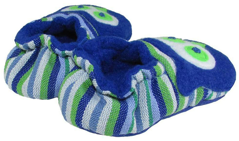 Baby Booties - Owl - A Variety of Colors