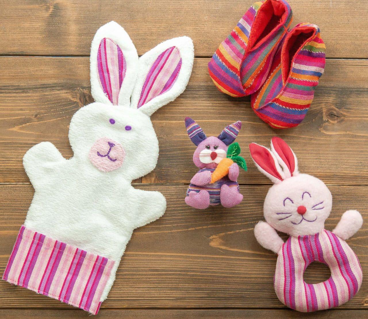 Little Bunny Gift Set