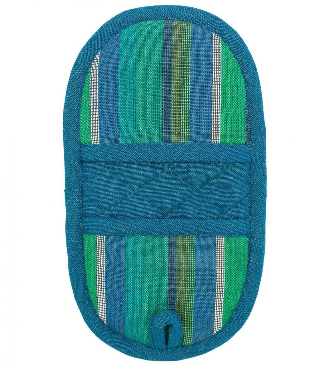Double-Ended Oval Pot Holder - A Variety of Colors