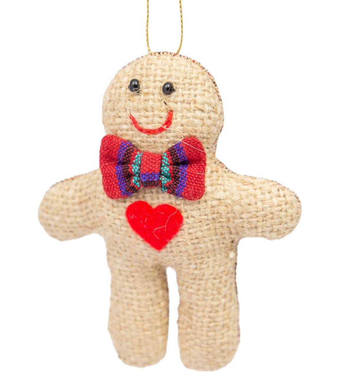 Gingerbread Ornament - Man
