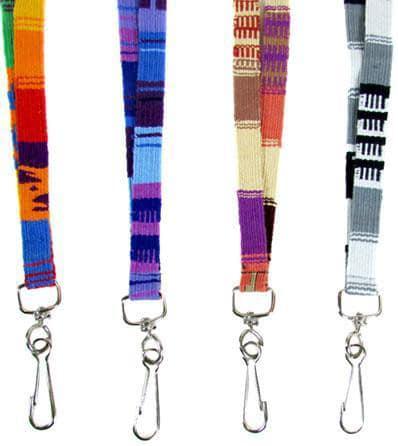 Colorful Cinta Lanyard - A Variety of Colors