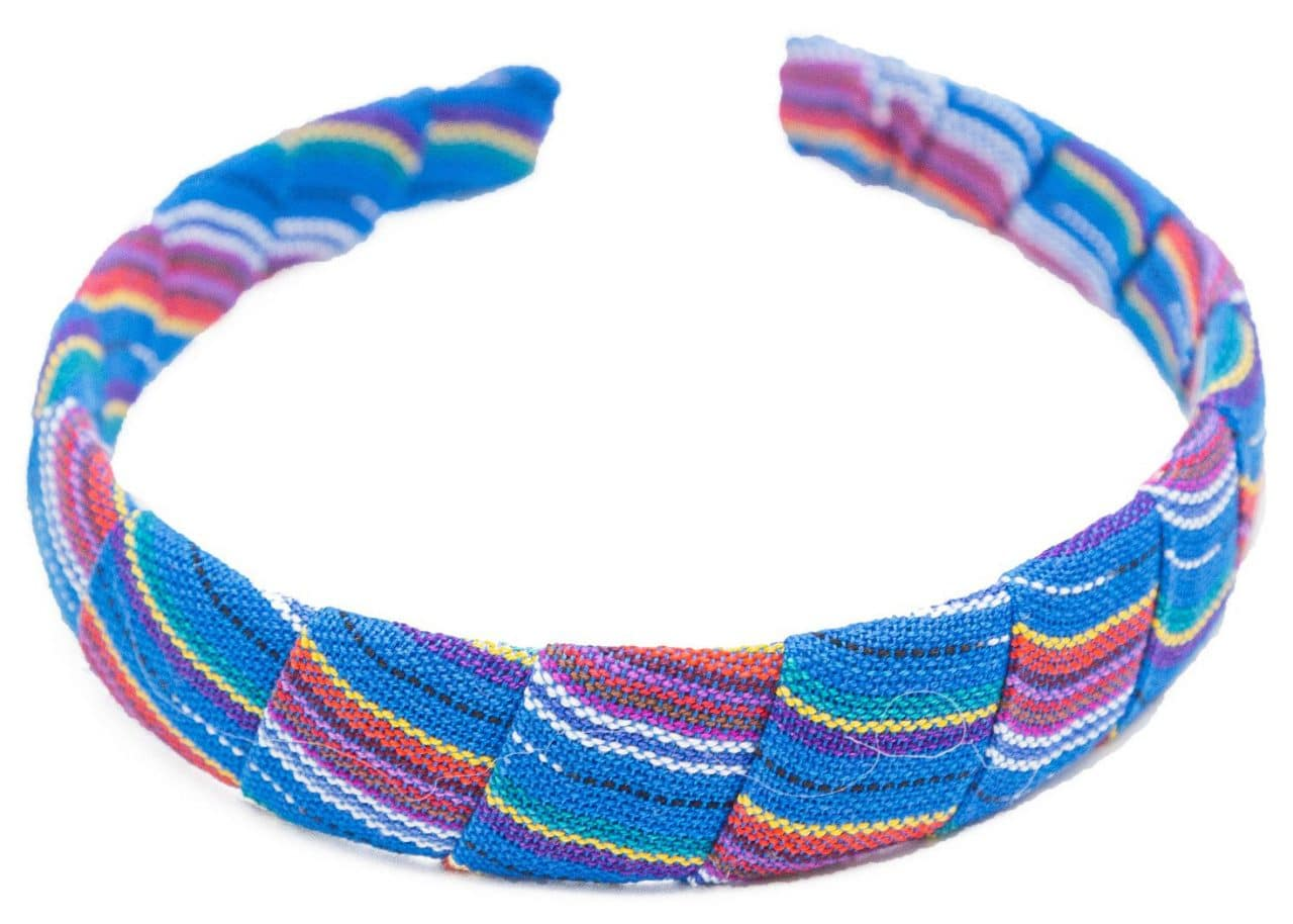 Fabric-Covered Headband