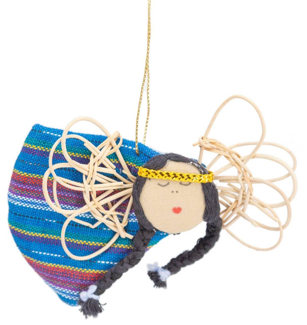 Flying Angel Ornament