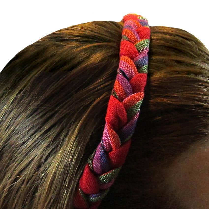 Braided Cotton Headband