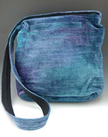Bamboo Chenille Large Handbag