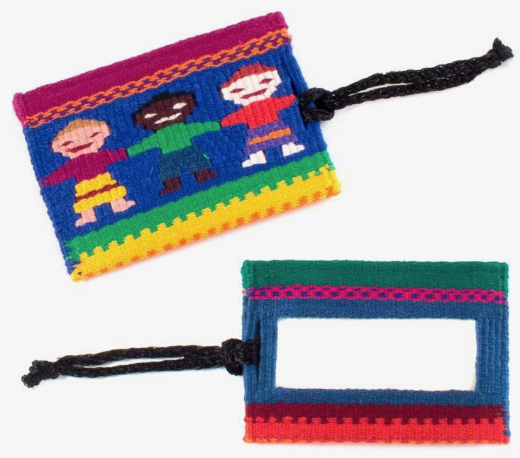 Children of the World Luggage Tag