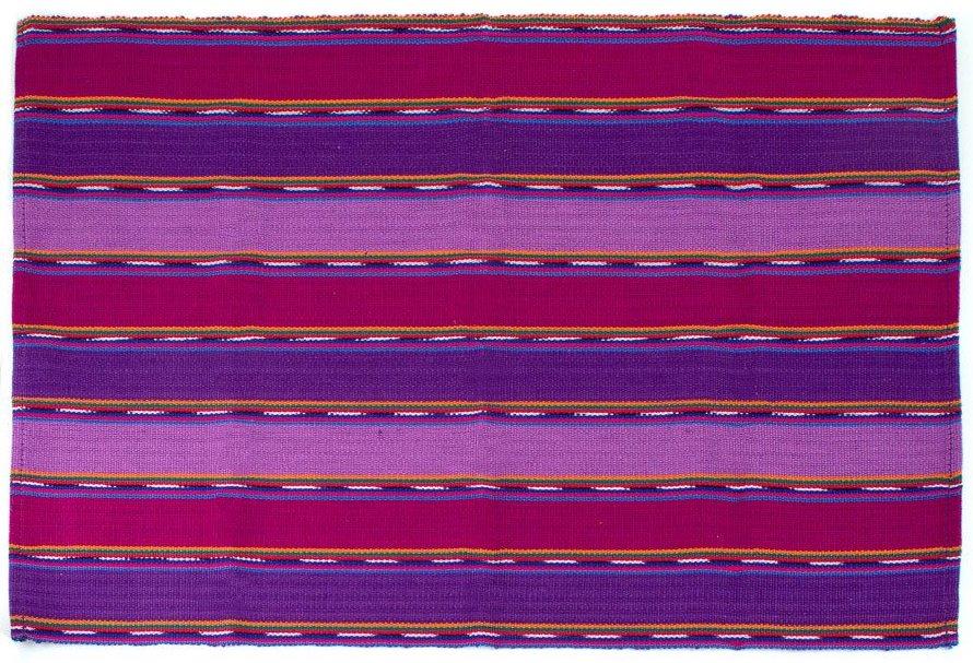 Purple Zunil Placemat
