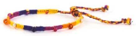 Carolina Friendship Bracelet