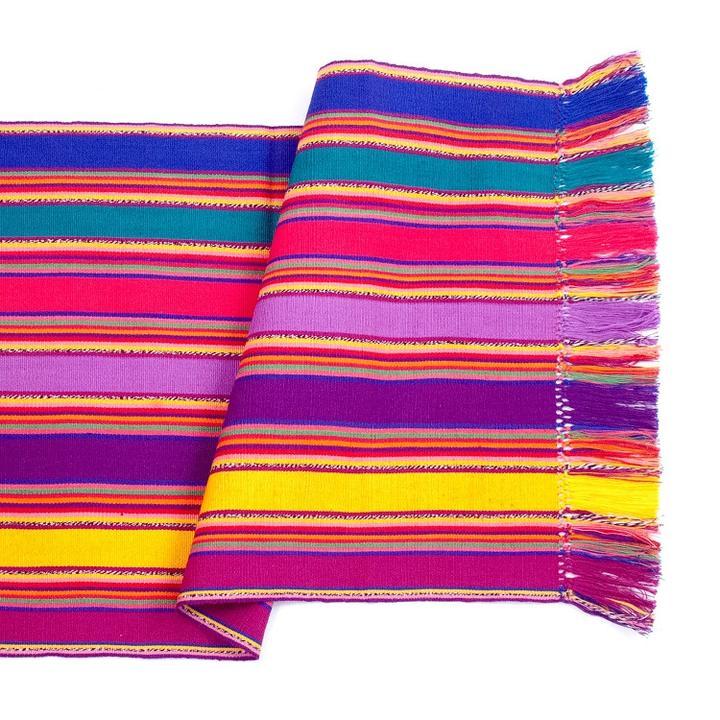 Maya Fiesta Table Runner