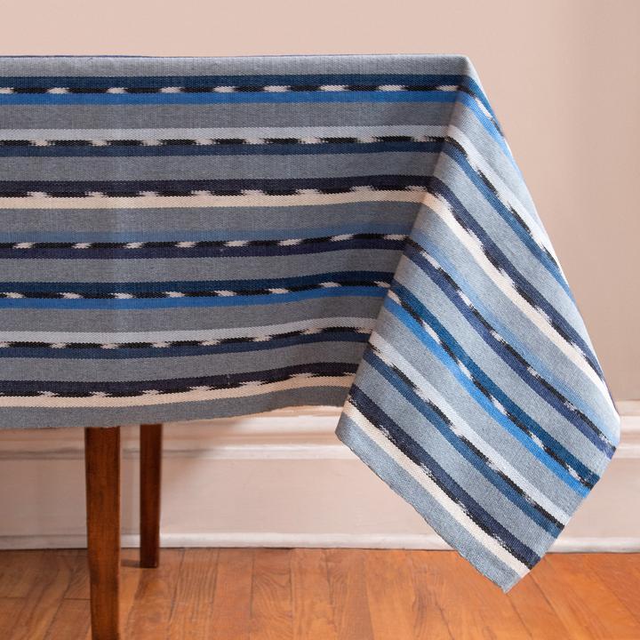 Denim Sololá Tablecloth