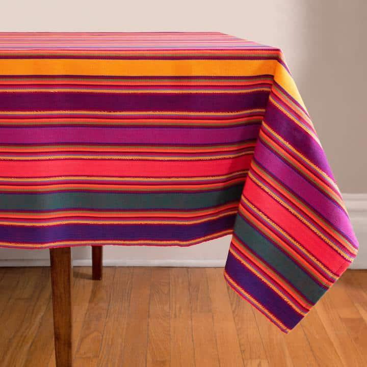 Maya Fiesta Tablecloth